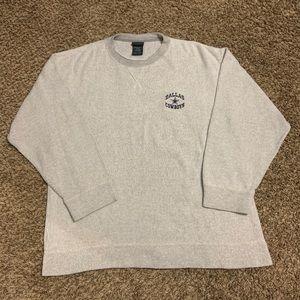 Vintage 90s Nfl Football Dallas Cowboys Sweatshirt